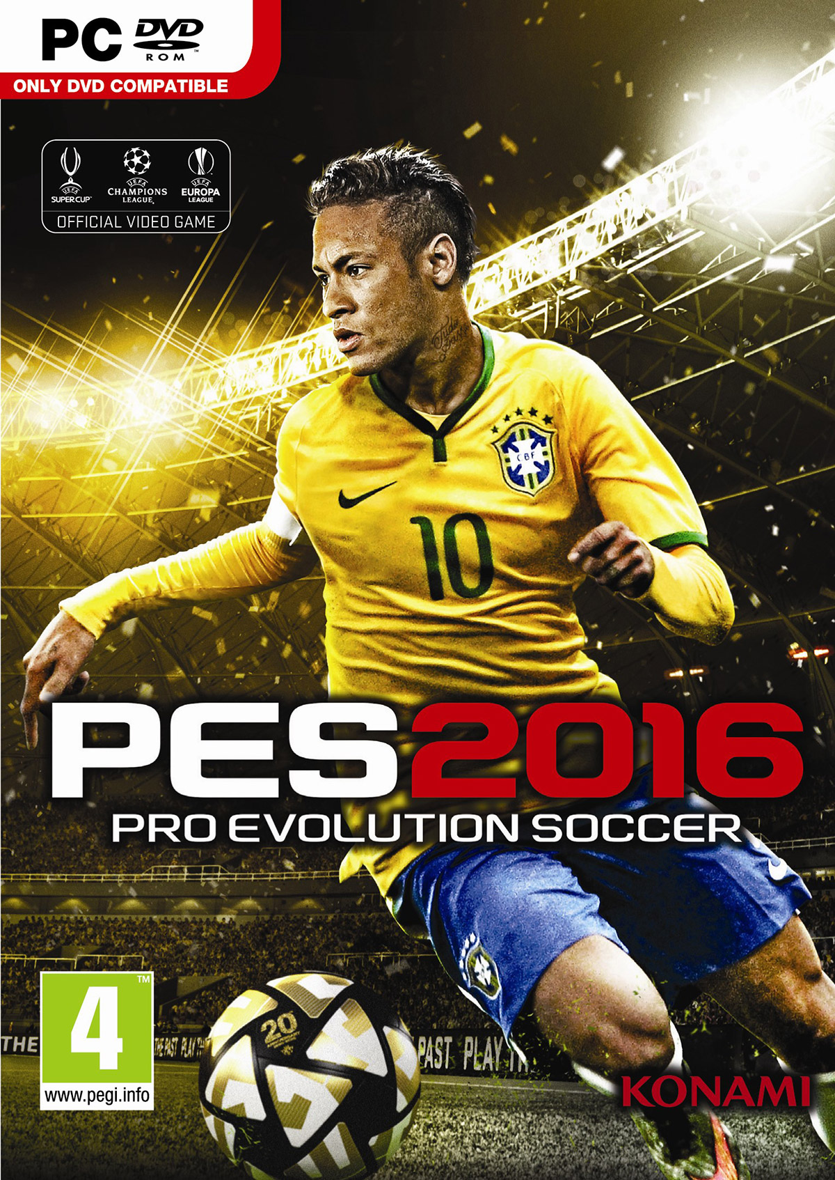 PES 2016 / Pro Evolution Soccer 2016 [v 1.05.00 + DLC's] (2015) PC | RePack от Valdeni